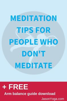 There are countless modern articles that extol the physical, mental, and emotional benefits of meditation. Arguably the entire tradition of yoga would not exist without meditation. But why does Jason Crandell meditate? He offers 3 simple reasons. Loving Kindness Meditation, Easy Meditation, Meditation Benefits, Meditation For Beginners, Meditation Techniques, Guided Meditation, Mindfulness Practice, Mindfulness Meditation, Yoga Information