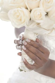 Wedding Flowers and nails