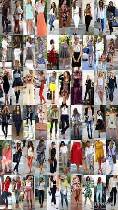 60 Great Spring Outfits For Your 2015 Lookbook - Style Estate -