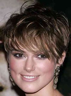 2015 Short Hairstyles with Bangs for Square Faces