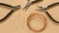 Tutorial – Barbed Wire Earrings