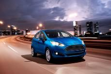 Ford Nuevo Fiesta TITANIUM Power Shift 2015
