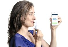 $49.95 for a Wireless Smartphone Breathalyser