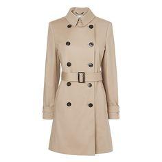 Oston Trench Coat   Coats   Clothing   L.K.Bennett, London