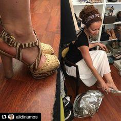 #Repost @alidinamos  Oggi girando per i vari negozi di borgo Po (zona gran madre)ne ho trovato uno che mi ha lasciata a bocca aperta... di quelle scarpe vintage di Prada mi sono innamorata... le ho lasciate lì ...ma a malincuore ...secondo me mi rivedranno presto  prada #borgopo #torinoshoppinglam #torino #shoppingborgopo #vintage #torino il negozio si chiama @vittoriavintage ed è in via Monferrato