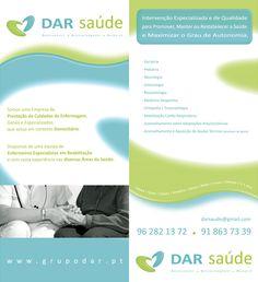color palette in brochure