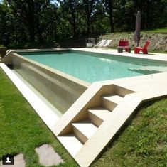 fountain wall Amazing Small Indoor Swimming Pool Design Ideas Browse swimming pool designs to get inspiration for your own backyard oasis TAG Modern pools Small swimmin. Pool Spa, Swimming Pool Landscaping, Small Swimming Pools, Small Backyard Pools, Backyard Pool Designs, Swimming Pool Designs, Outdoor Pool, Backyard Landscaping, Backyard Patio