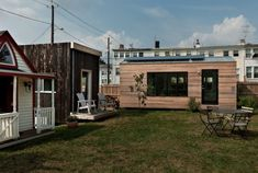Brian Levys Tiny House Build Modern 210 Sq. Ft. Minim Home The total cost for materials to build this tiny home as you see it was $30,966. (video)
