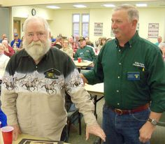 """<div class=""""source""""></div><div class=""""image-desc"""">Joseph Trumbo (left) has been a member of the board of supervisors for the Shelby County Conservation District for 40 years, from 1975 to 2015.  He was chairman of the board from 1999 to 2003.  He has seen many changes to the conservation district and has promoted conservation in Shelby County for many years. He was recognized for his 40 years service to the Shelby County Conservation District at their annual meeting recently. Also pictured…"""