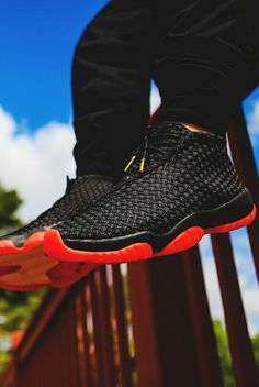 Find Nike Air Jordan Future Glow Infrared Black Red