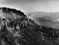 Ciclocross en Gentilly Robert Doisneau 1947