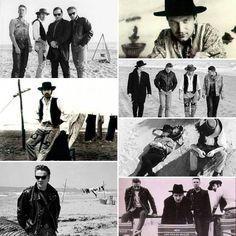 14.04.1989 Ostia, Italy. #U2 e o diretor Meiert Avis - que trabalhou com a banda em outros vídeos como I Will Follow, Where The Streets Have No Name e With or Without You - gravam o vídeo de All I Want Is You em Ostia (perto de Roma). #U2 #Bono #TheEdge #AdamClayton #LarryMullenJr #AllIWantIsYou