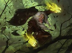 Sage of Ancient Lore - Shadows over Innistrad Artwork