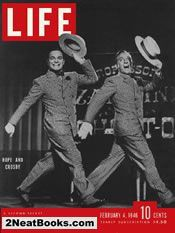 Hope and Crosby Hope and Crosby  life magazine cover: 4 Feb 1946