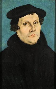 #UNDIACOMOHOY Hace 531 años, el 10 de noviembre de 1483. NACE MARTIN LUTERO.