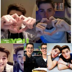 Jack and Finn Harries. Praise God from whom all BLESSINGS flow...
