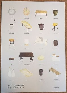 Ilse Crawford for IKEA, in stores in August 2015 Diy Furniture Decor, Ikea Furniture, Inspiration Design, Interior Inspiration, Sinnerlig Ikea, Ikea Daybed, Ikea Must Haves, Chaise Vintage, Large Planters
