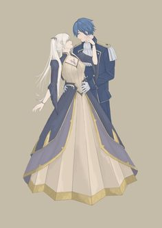 Fire Emblem Awakening, Fire Emblem Characters, Fantasy Characters, Female Robin Fire Emblem, Fire Emblem Games, Anime Love Couple, Drawing Reference Poses, Line Art, Cute Couples