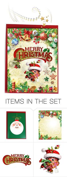 """""""Design Your Holiday Greeting Card"""" by shortyluv718 ❤ liked on Polyvore featuring art, holidaygreetingcard and PVStyleInsiders"""