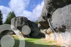 "#Ciudad_Encantada_de_Cuenca, where the action of water has shaped limestones creating a ""magic city"". Find all the information to plan your trip to #serrania_de_cuenca in ww.qnatur.com"