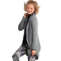 Modell 189/1, Jacke aus Yak von LANG Yarns « LANG « Strickmodelle weitere Marken « Stricken & Häkeln im Junghans-Wolle Creativ-Shop kaufen