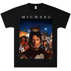 Michael Jackson Retrospective T-Shirt