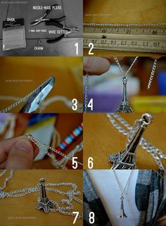 4 Chic Ideas for DIY Necklace - Glam Bistro