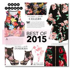 """""""~Best of 2015~"""" by dolly-valkyrie ❤ liked on Polyvore featuring мода, Balmain и bestof2015"""