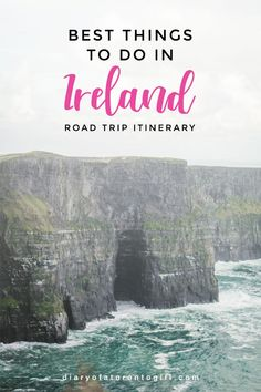 2 Week Ireland Road Trip Itinerary: How to See the Entire Country Ireland Travel Guide, Europe Travel Guide, Iceland Travel, Travel Guides, Travel Destinations, Travel Advice, Travel Articles, Travel Hacks, Travel Packing