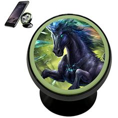 Dark Pegasus Unicorn Magnetic Phone Car Mount Holder Universal Mobile Cradle Stand Car Dashboard Support Noctilucent 360 ¡ã Rotating Gadget Smartphones Kits *** Learn more by visiting the image link. (This is an affiliate link) Car Mount Holder, Pegasus, Car Accessories, Snow Globes, Magnets, Unicorn, Image Link, Smartphone, Dark