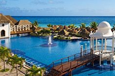 Now Sapphire Resort, Riviera Maya, Mexico... Fantastic all-inclusive resort .