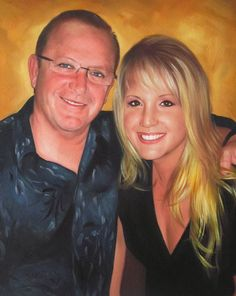 Your Photo with your partner, husband or wife hand painted by Professional Artists. Couple Portraits - Turn photos into the perfect wedding gift for a couple. Couple Painting, Oil Portrait, Couple Portraits, Beautiful Hands, Art Lessons, Perfect Wedding, Your Photos, Wedding Gifts, Wedding Photography