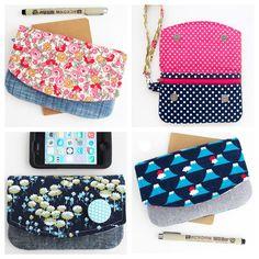 KYEbags handmade bags and accessories: Fall product sneak peek!