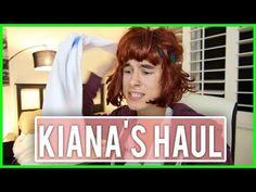Kiana's Haul - YouTube  HAHAHAAHAAHAHAHAH OMFG .