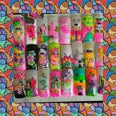 Mani Pedi, Macrame, Nail Designs, Nail Polish, Victoria, Cartoon, Fashion, Pretty Nails, Short Nail Manicure
