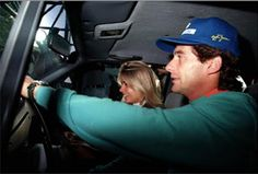 Ayrton Senna: Ayrton Senna é o Grande Amor de Adriane Galisteu