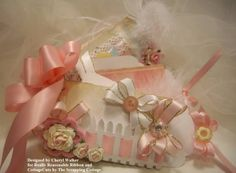 Lil' Toilet Paper Mini Album by cher2008 - Cards and Paper Crafts at Splitcoaststampers