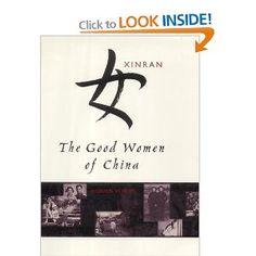 Good women of China by Xinran