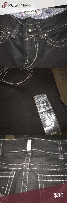 Ariat Real denim 26r Brand new inseam32 Ariat Jeans Boot Cut