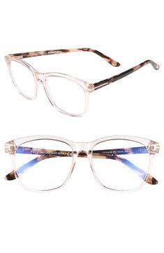cfe6241b4a27 Tom Ford 54mm Blue Block Optical Glasses