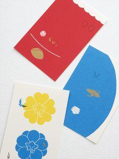 家紋ポストカード | DOUBLE MAISON Japanese Family Crest, Japan Logo, Japanese Modern, Stationary Design, Envelope Design, Japanese Graphic Design, Wedding Envelopes, Calling Cards, Japan Art