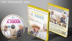 Reaprendendo A Amar - DVD 3 - ➨ Vitrine - Galeria De Capas - MundoNet | Capas & Labels Customizados