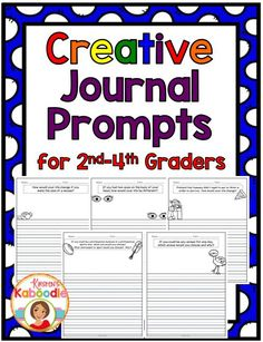 These creative, thought provoking journal prompts are perfect for and… Writing Prompts 2nd Grade, Kindergarten Writing Prompts, Picture Writing Prompts, Writing Practice, Dating Humor Quotes, Creative Journal, Journal Prompts, Thought Provoking, Elementary Schools