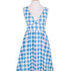 Picnic Dress Gingham