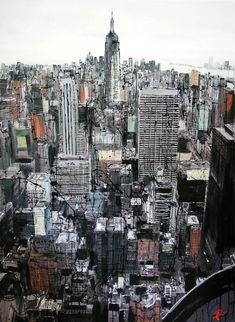 Heart of the City - Paul Kenton