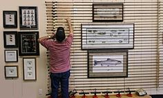 fly fishing fly displays - Google Search