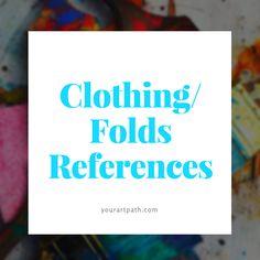 Clothing Folds References