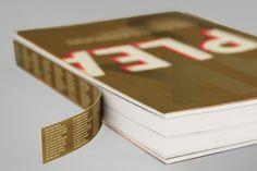 Utrecht School of Arts | Graduation Catalogue by Helling, via Behance