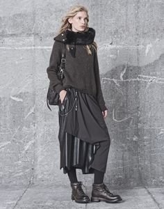 Look 72 - Autumn Winter 15 - collections - HIGH