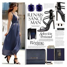 """Elegancy"" by vanjazivadinovic ❤ liked on Polyvore featuring MICHAEL Michael Kors, Royce Leather, Anja, Miadora, Bobbi Brown Cosmetics, polyvoreeditorial, Poyvore and zaful"
